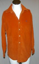Polo by Ralph Lauren Kordhemd Hemd orange Blaire_Gr:M_Top Zustand