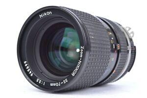 Nikon Ai-S Zoom-NIKKOR 35-70mm f/3.5 Manual Focus Lens  **READ!**  #P5699