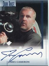 Dark Angel Premiere Autograph Card James Cameron - The Director