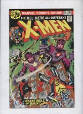 Uncanny x-men 98 marvel comic Sentinals Return 6th new x-men  vf  beauty