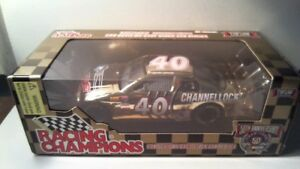 1998 RACING CHAMPIONS NASCAR GOLD #40 CHANNELLOCK - 1:24 STOCK CAR - 1 OF 2500