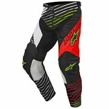 Pantaloni neri Alpinestars per motociclista Uomo