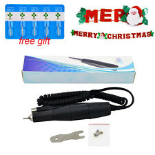 Fit Marathon, 35K RPM Dental Lab Jewelry Micromotor Polishing Handpiece (A-204)
