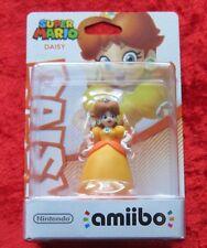 Daisy amiibo personaje, Super Mario Collection, nuevo-en su embalaje original