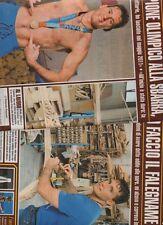 SP9 Clipping-Ritaglio 2014 Igor Cassina Adesso Faccio il falegname