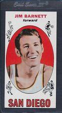 1969/70 Topps #051 Jim Barnett Rockets EX *734