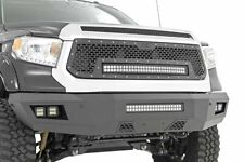 fits Rough Country Toyota Heavy-Duty Front LED Bumper 14-20 Tundra