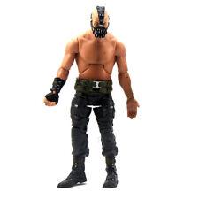 "Rare Dc Batman The Dark Knight Rises Masters Bane 6"" Movie Action Figure Boy Toy"