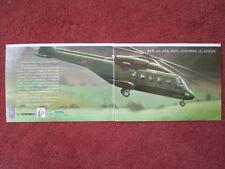 6/1992 PUB TURBOMECA ROLLS-ROYCE MTU PIAGGIO RTM 322 NH90 HELICOPTER ORIGINAL AD