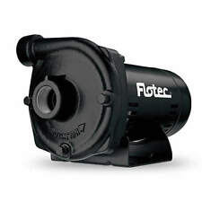 Flotec FP5542 - 59 GPM 1-1/2 HP Cast Iron Electric Transfer Pump