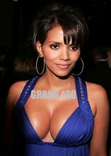 Big Boobed Celebrity Stars - Winners - Halle Berry