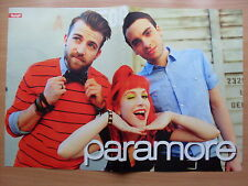 POSTER   * PARAMORE / DULCE MARIA *