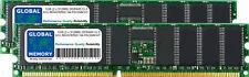 1GB (2 x 512MB) DDR 400MHz P3200 184-PIN ECC Registrati Rdimm Server Ram Kit