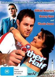 THE OTHER HALF - DVD DANNY DYER / VINNIE JONES 2006 English UK Movie