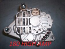 HIGH OUTPUT ALTERNATOR Mitsubishi Montero 96 1997 98 99 00 02 03 3.0L Generator