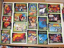1993 TEAM BLOCKBUSTER VIDEO GAME 30 CARD LOT! RARE! MARVEL! X-MEN STAR WARS!