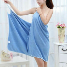 Wearable Bath Towel Dress Beach Towel Bath Skirt Women Textile Towel Spa Robes