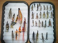 Richard Wheatley Salmon fly box made for Orvis