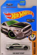 Hot Wheels 2017 Ford Shelby Gt350R Zamac Walmart Exclusive