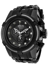 New Mens Invicta 14940 Reserve Bolt Zeus Swiss Chronograph Polyurethane Watch