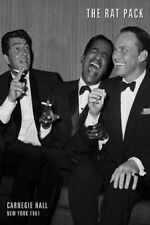 THE RAT PACK POSTER Carnegie Hall 1965 Frank Sinatra - PRINT IMAGE PHOTO -PW0