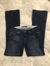 Joes Jeans Socialite 26W Wide Leg Dark Wash Jeans