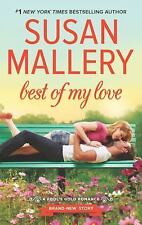 A Fool's Gold Romance: Best of My Love by Susan Mallery (2016, Hardcover, Large