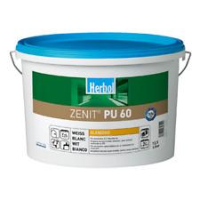 (11 /1l) Herbol Zenit PU 30 RM weiß Seidenglänzend 5 Liter