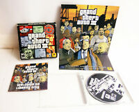 Grand Theft Auto III (PC, 2002) Complete W/Map and Manual 2 CDROM Jewel Case