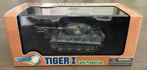 "Dragon Armor 60098 German Camo Panzer Tiger I Heavy Tank ""Das Reich"" 1/72 New"