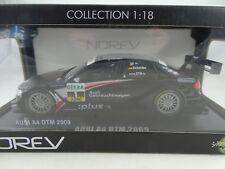 1:18 Norev #188331 - Audi A4 DTM 2009 #1 Scheider - Nuevo § Rareza