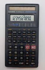 Casio fx-260 Solar Fraction Calculator