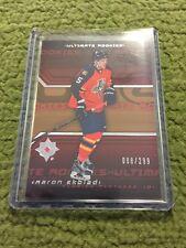 14/15 Ultimate Rookies Florida Panthers Aaron Ekblad Hockey Card #47 88/299 Mint