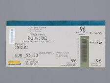 Rolling STONES ORIGINALE Circus CORONA 2003 Tour ticket in used condition RARE