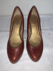Womens Seychelles Leather Shoes Size 8.             #s