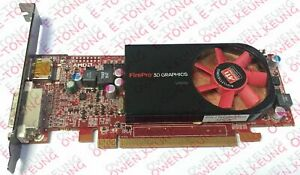 AMD FirePro 3D GRAPHICS V3800 512MB DP-DVI Graphic/Video Card