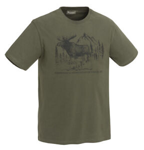 Pinewood T-Shirt - Moose - Scandinavian Outdoor Life