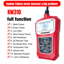 KONNWEI KW310 OBDII Car Scanner Automotive Code Reader CAN Diagnostic Scan Tool