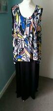 Evans Plus Size Maxi Casual Dresses for Women