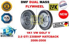 FOR 1K1 VW GOLF V 2.0 GTI 230BHP HATCHBACK 2006-2008 NEW DUAL MASS DMF FLYWHEEL