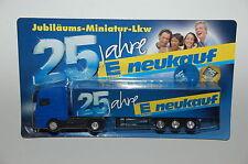Werbetruck  Mercedes Benz  Sattelzug  25 Jahre EDEKA Neukauf  10