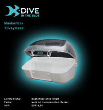 Maskenbox Hardcase Transportbox Box 'DiveyCase' by Dive in the Blue