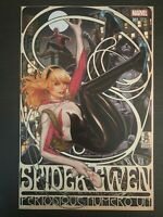 Spidergwen #1 2015 Mark Brooks Variant Marvel NM+ Comic Book Spider-man