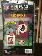 "Washington Redskins Mini Flag 15"" X 10.5"""