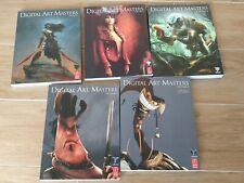 DIGITAL ART MASTERS colección varios volúmenes