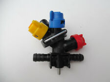 Crop Sprayer Quadruple Nozzle Units For Tractor Mounted Sprayers ( Centre )