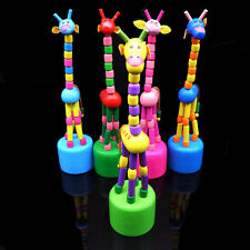 Early Learning Q Animals Toys Baby Kids Wooden Toy Gift Intellectual Development