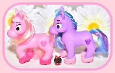 ❤️Fisher Price Disney Minnie Mouse Daisy Playtime Pony Lot My Little Pony❤️