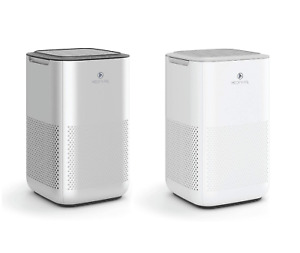 Medify Air Compact Ultra Quiet Home Air Purifier with Dual True H13 HEPA Filters