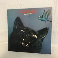 BUDGIE - Impeckable - 1978 LP UK 1st Press Original Vinyl Records